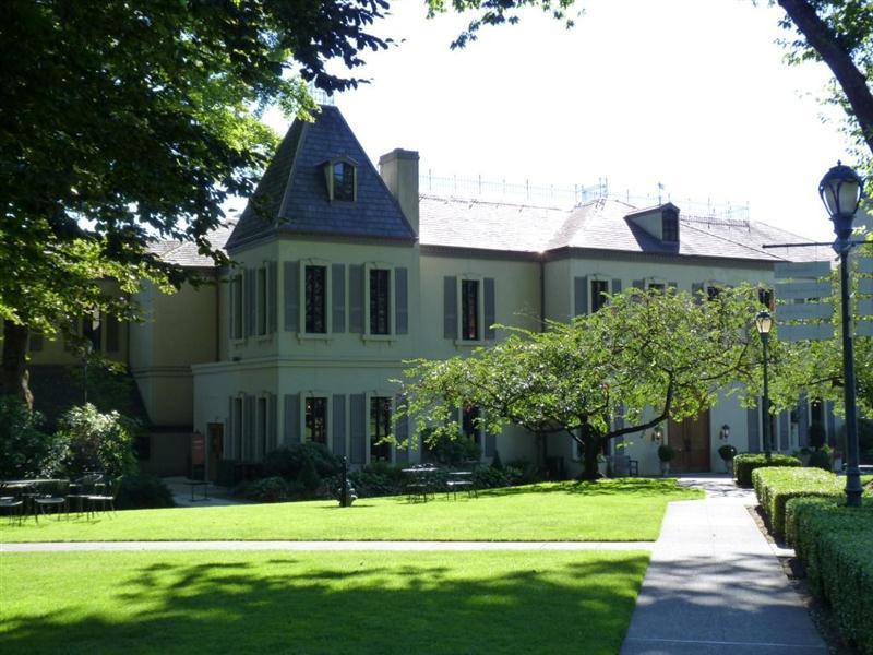 Chateau Ste. Michelle, um dos grandes produtores de Washington State