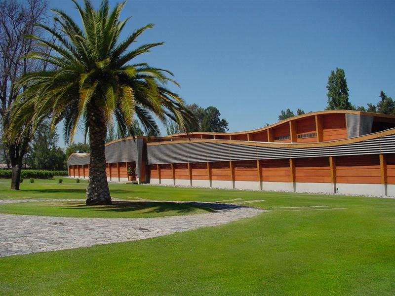 Almaviva, vinícola premium do Chile