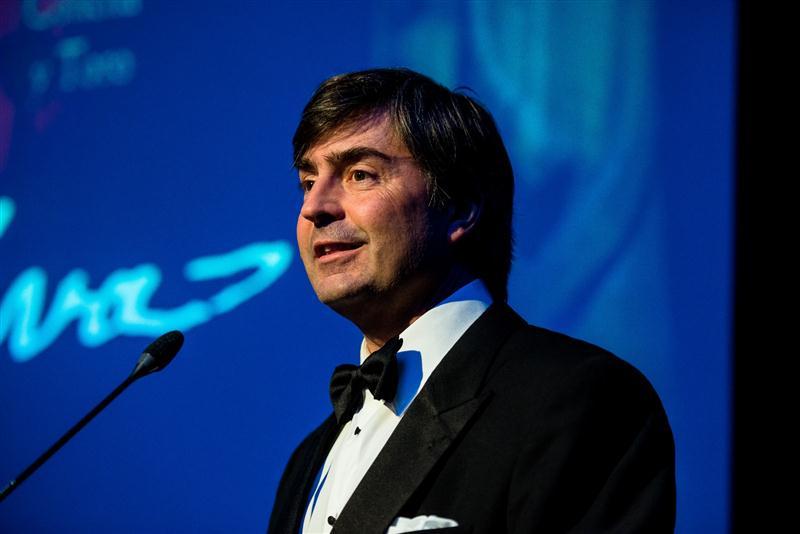 Filipe Larraín, diretor-geral da Viña Almaviva