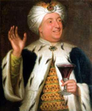 Francis Dashwood
