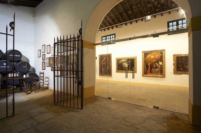 Museu das Bodegas Tradición em Jerez de La Frontera, uma das mais impressionantes coleções particulares da Espanha. Os vinhos da Tradición são importados para o Brasil pela Vinissimo (www.vinissimo.com.br)
