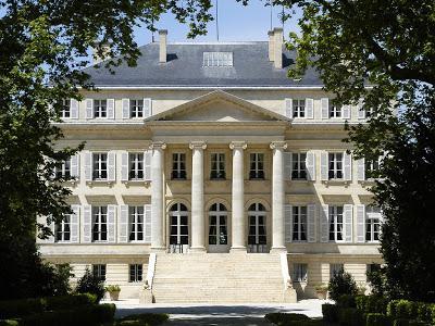 Château Margaux, um dos integrantes da elite de Bordeaux