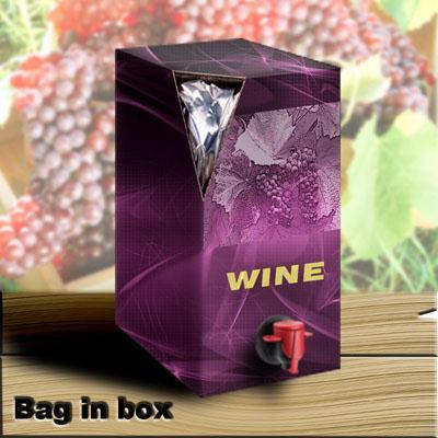 Bag-in-Box, uma embalagem ecológica e adequada para vinhos de baixo custo