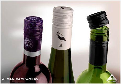 Screw-cap, ou tampa de rosca, uma das grandes, e revolucionárias, inovações para fechar garrafas de vinho