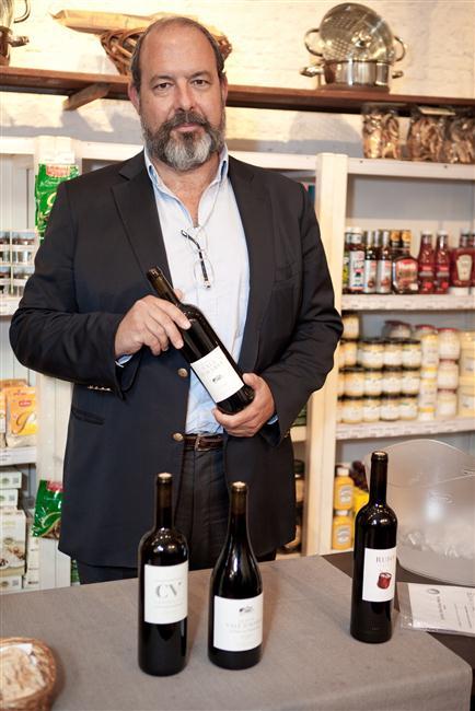 Cristiano Van Zeller, um dos Douro Boys, é quem dirige a Quinta do Vale D. Maria