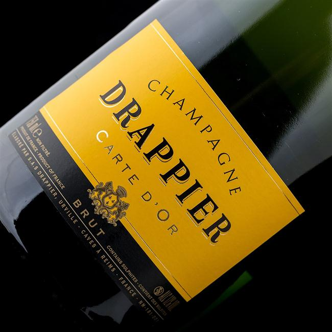 Champagne Drappier, o grande vencedor do Wines on the Wings 2014