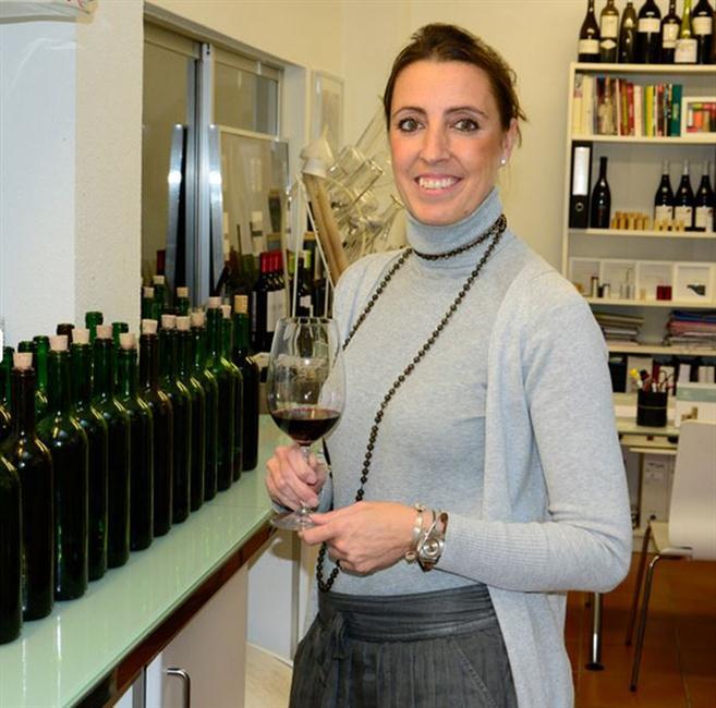 A competente Maria Martinez, enóloga sensível e talentosa, é quem assina os vinhos das Bodegas Patrocínio