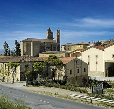 Bodegas Muriel, em Elciego, Rioja Alavesa