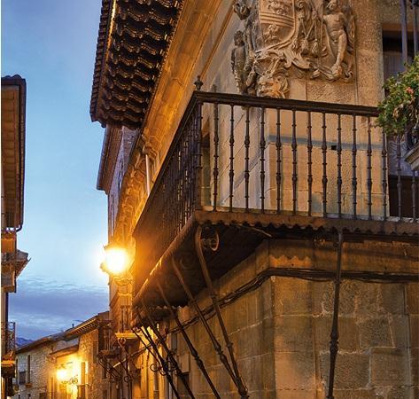 Casco Antiguo de Elciego, área antiga da cidade, ponto de encontro dos espanhóis