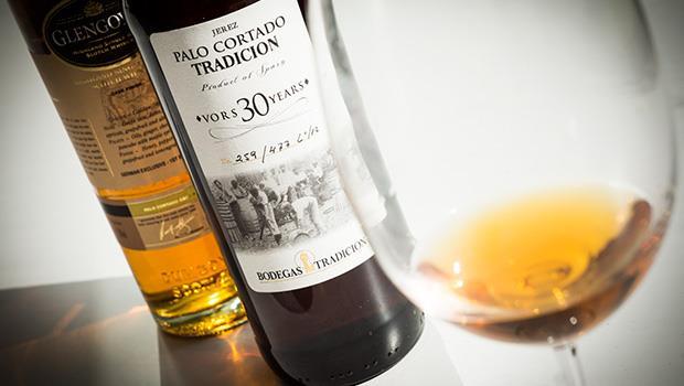 Palo Cortado, um Jerez de crianza oxidativa, é um dos melhores exemplos de vinhos onde a oxidação é benéfica, por fazer parte do estilo
