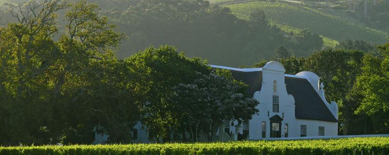 Groot Constantia, uma das mais reputadas vinícolas de Cape Town WO