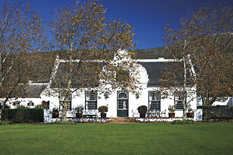 Steenberg, conceituada vinícola de Constantia, agora terá como designação Cape Town WO