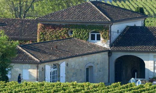 O espetacular Château Angélus, um dos melhores vinhos de Bordeaux, atinge o topo da pirâmide em Saint-Émilion, agora de forma oficial