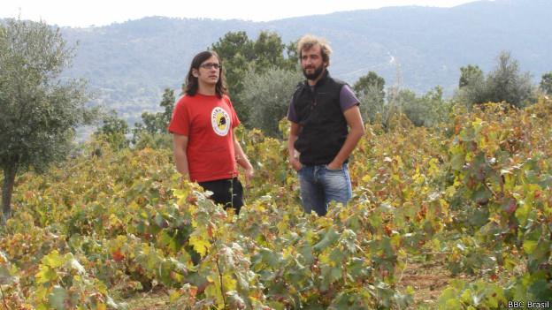 Jiménez-Landi e García criaram vinícola com o objetivo de resgatar vinhos na Serra de Gredos, na Espanha
