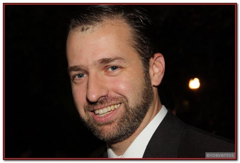 Christian Burgos, publisher da revista Adega e proprietário da Inner Editora (foto de Oscar Daudt, site Enoeventos)